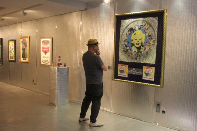 """Pop Art: The Factory en Soria"""