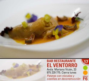 17 Bar Restaurante El Ventorro