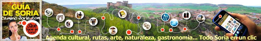 Guía de Soria, CaminoSoria.com