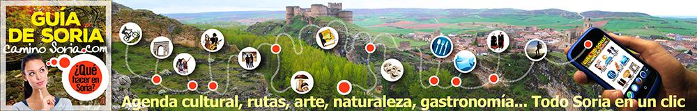 Guía de Soria, Camino Soria