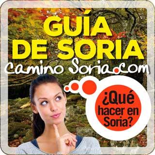 Camino Soria, Guía de Soria