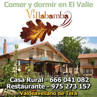 Casa Rural Villabamba