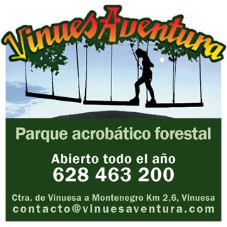 VinuesAventura, Parque Acrobático Forestal