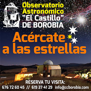"""Observatorio Astronómico """"El Castillo"""" de Borobia"""