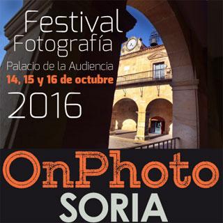 OnPhoto SORIA Festival de Fotografía