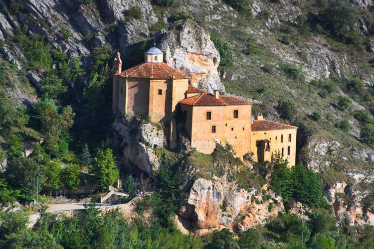 guiadesoria.es - Ermita de San Saturio