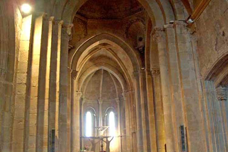 guiadesoria.es - Iglesia de San Juan de Rabanera