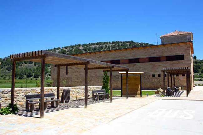 Casa del parque del sabinar muriel de la fuente - La casa del parque ...