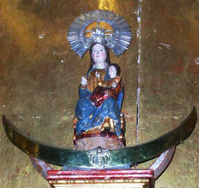 Virgen de las Escobillas