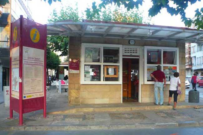 Oficinas de informaci n for Oficina de turismo de castilla y leon