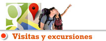 Visitas y excursiones